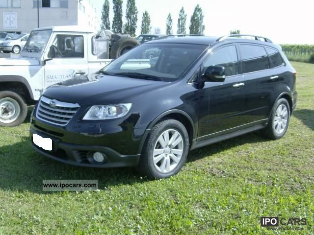Subaru  B9 Tribeca 3.6 E-5AT BG Limited 2009 Liquefied Petroleum Gas Cars (LPG, GPL, propane) photo