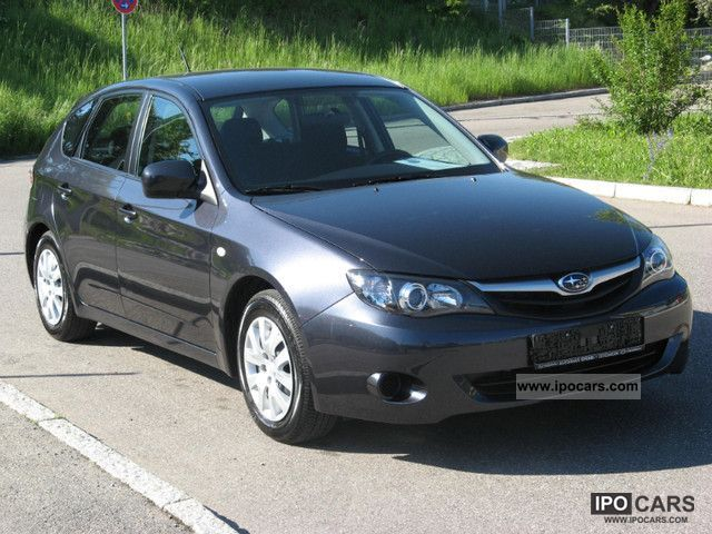 Subaru  Impreza 1.5R Automatic Active 2011 Liquefied Petroleum Gas Cars (LPG, GPL, propane) photo