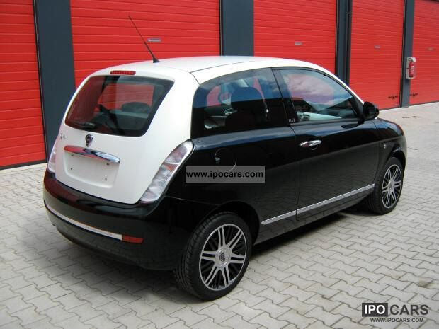 2010 lancia y 1 2 8v elle leather air conditioning lm car photo and specs - Lancia y diva 2010 ...