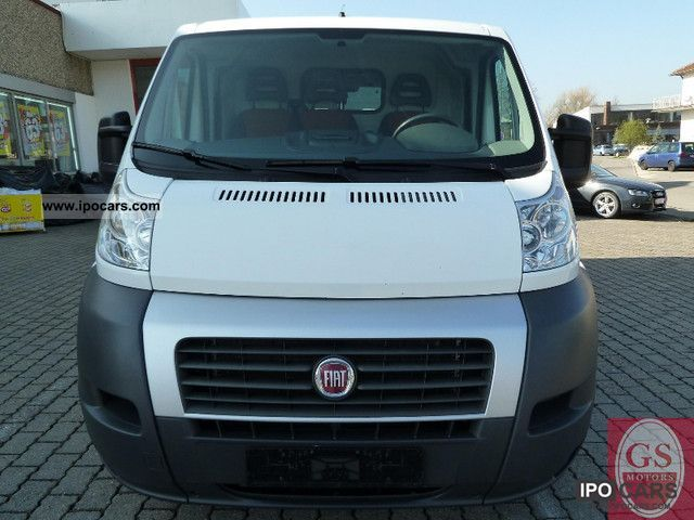 2009 fiat ducato 120 multijet dpf l1h1 car photo and specs. Black Bedroom Furniture Sets. Home Design Ideas