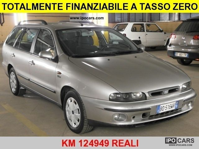 1999 Fiat  Marea Weekend 100 16V cat Estate Car Used vehicle photo