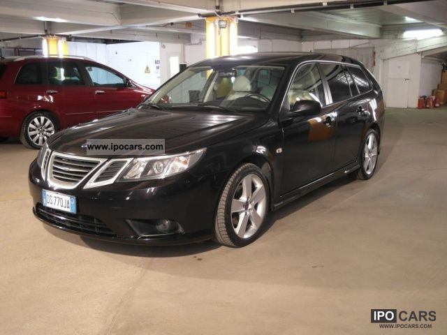 2008 saab 9 3 hatch 1 9 ttid vect 180cv navi car photo. Black Bedroom Furniture Sets. Home Design Ideas