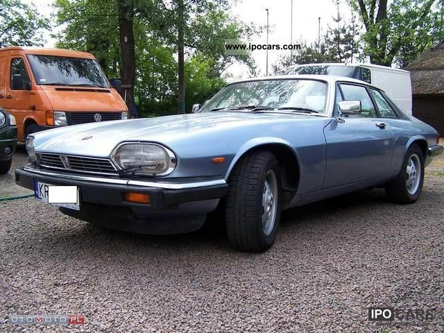 1987 jaguar xjs okazja 5 3 v12 car photo and specs. Black Bedroom Furniture Sets. Home Design Ideas