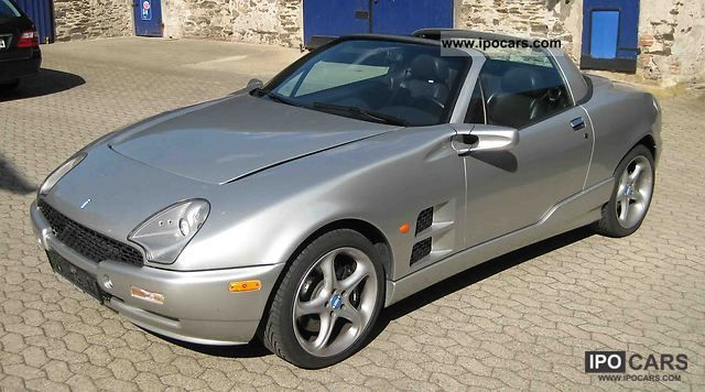 2003 DeTomaso  Mangusta2 (Qvale) Cabrio / roadster Used vehicle photo