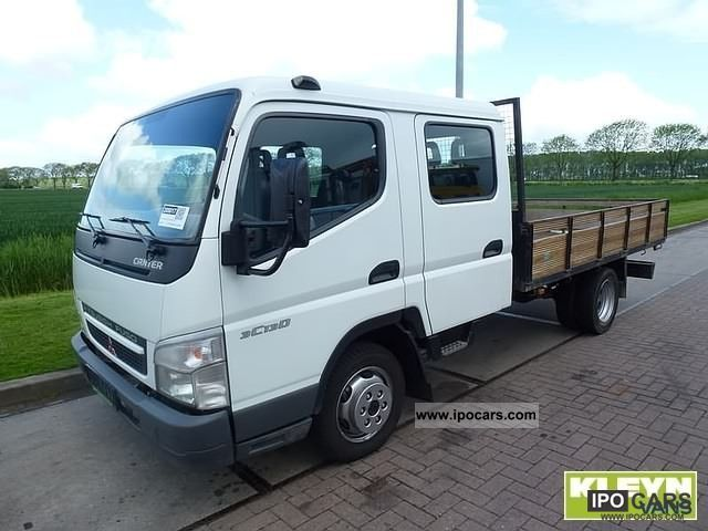2009 Mitsubishi  Canter 3C13 Off-road Vehicle/Pickup Truck Used vehicle photo