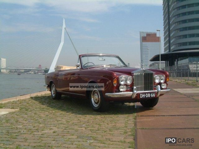 Rolls Royce  Corniche 1969 Vintage, Classic and Old Cars photo