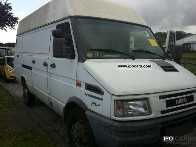1999 Iveco  DAILY 35E \ Van / Minibus Used vehicle photo