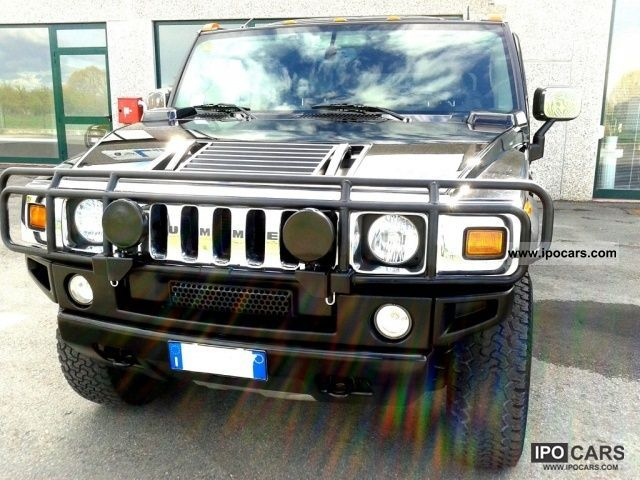 2004 Hummer  6000 H2 h2 valutasi permute Limousine Used vehicle photo