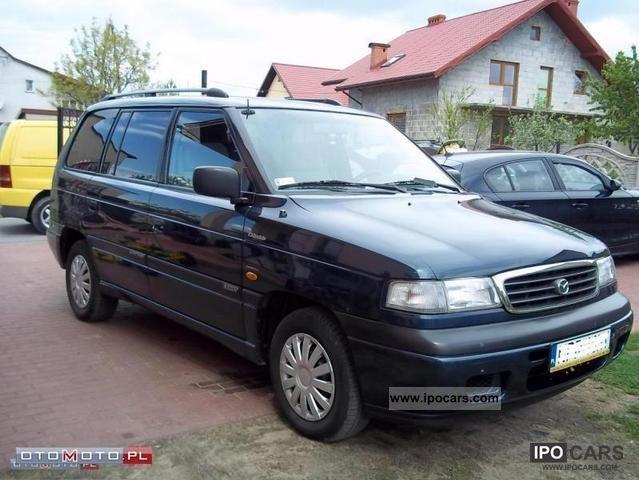 2000 Mazda  MPV 2.5 TDI-AIR-Igla-ASO-7 osob Van / Minibus Used vehicle photo