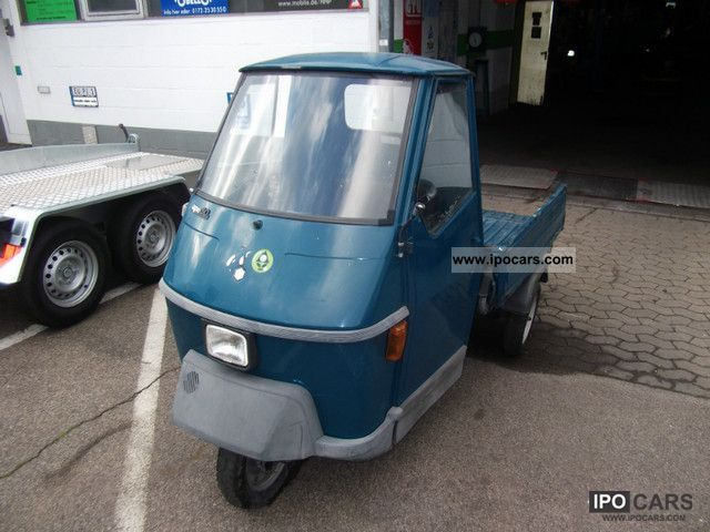 1993 Piaggio  APE Platform Small Car Used vehicle photo