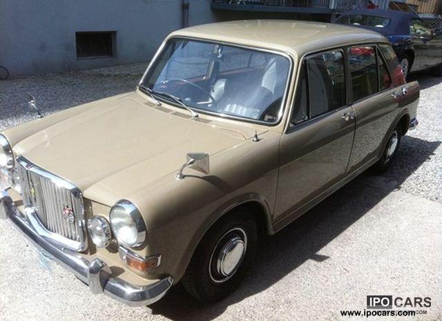 Austin  Vanden Plas Princess 1100 1965 Vintage, Classic and Old Cars photo