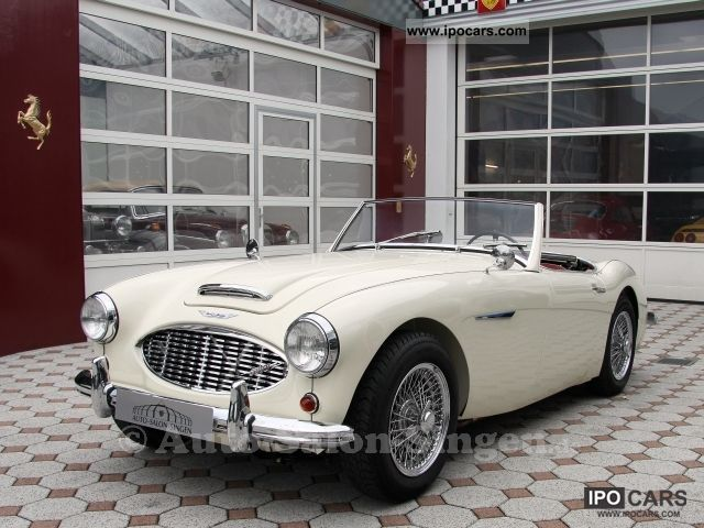Austin Healey  3000 MK I 1959 Vintage, Classic and Old Cars photo