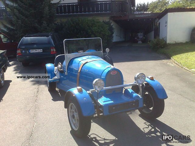 Bugatti  B35 Replica 1973 Vintage, Classic and Old Cars photo