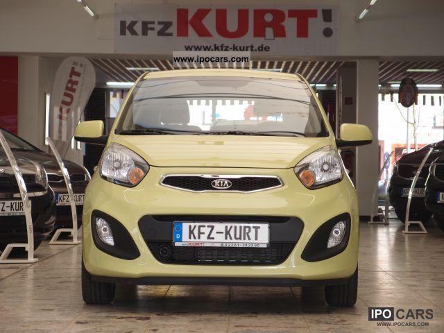 2012 Kia  Picanto 1.0 Vision NEW VEHICLE! IN STOCK Small Car Pre-Registration photo