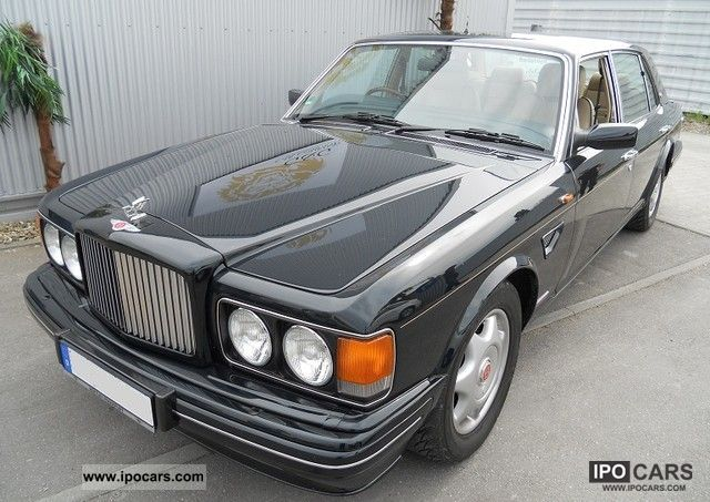 1997 Bentley New Turbo R Lwb Car Photo And Specs