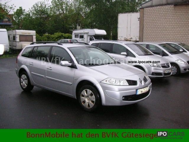 2007 Renault  Megane 1.5 dCi ** including 1 year warranty (BVfK) Estate Car Used vehicle photo