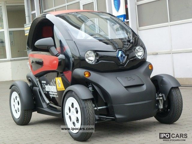 Renault  Twizy Color Available Immediately doors Halbhoc 2012 Electric Cars photo
