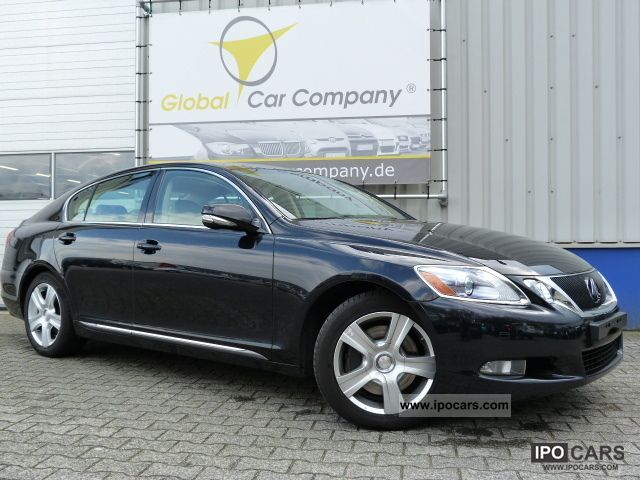2009 Lexus  GS 450h HYBRID LEATHER, NAVI, Camera, Xenon, PDC, 17ZOL Limousine Used vehicle photo