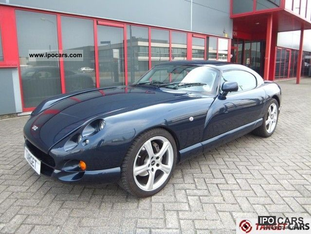 1997 TVR  Cerbera 4.2L V8 Coupe Sports car/Coupe Used vehicle photo