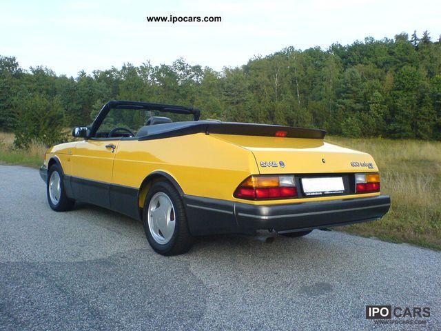 1992 saab 900 turbo cabriolet 16 car photo and specs. Black Bedroom Furniture Sets. Home Design Ideas