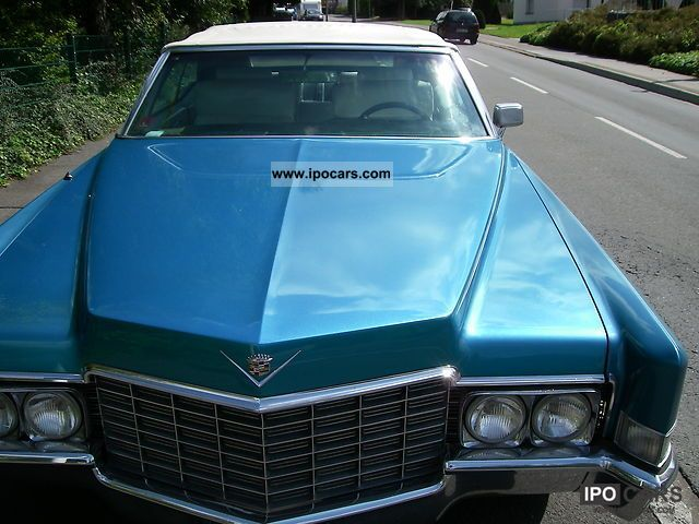 Cadillac  Deville 1969 Vintage, Classic and Old Cars photo