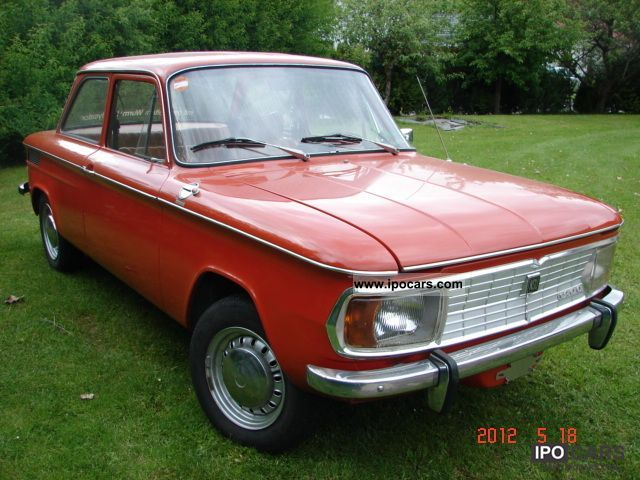 NSU  1200C prince charming little vintage with great 1973 Vintage, Classic and Old Cars photo
