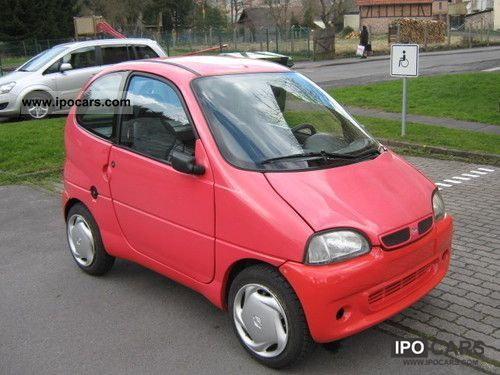 1998 Ligier Ambra Diesel Moped Car 4kw Car Photo And Specs