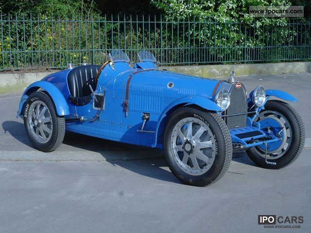 Bugatti  Type 35 B 1927 Vintage, Classic and Old Cars photo