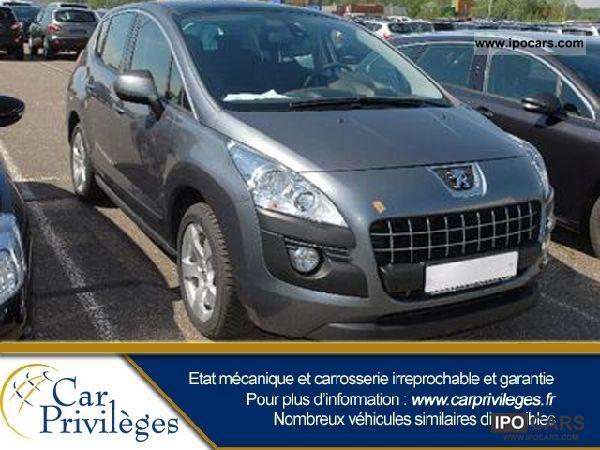 2011 Peugeot  2.0 16V HDi FAP 150ch Premium Van / Minibus Used vehicle photo