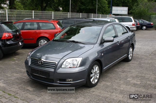 2005 Toyota  Avensis 1.8 VVT-i Limousine Used vehicle photo