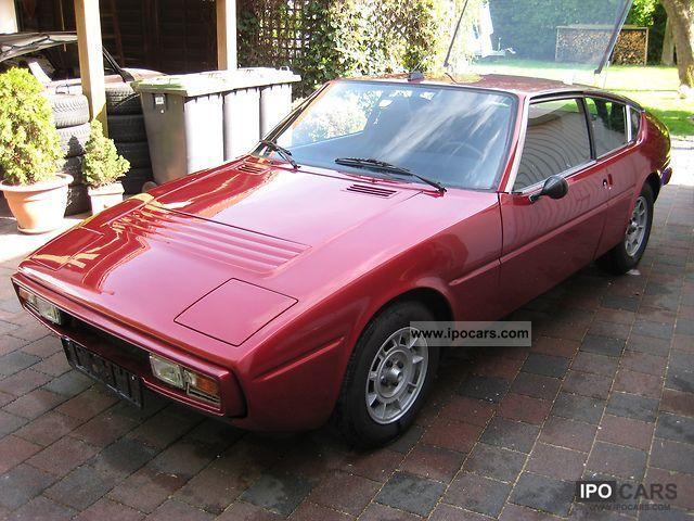 1975 Talbot  Matra Simca Bagheera 1st series Sports car/Coupe Classic Vehicle photo