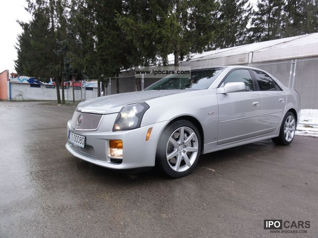 2004 cadillac cts car photo and specs. Black Bedroom Furniture Sets. Home Design Ideas