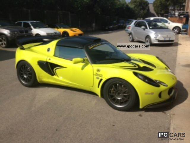 2009 Lotus Exige Exige 260 CUP  Car Photo and Specs