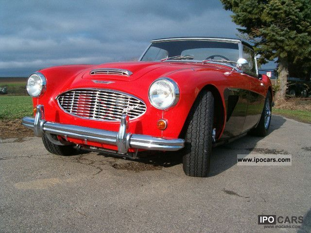 Austin Healey  BN7 1960 Vintage, Classic and Old Cars photo