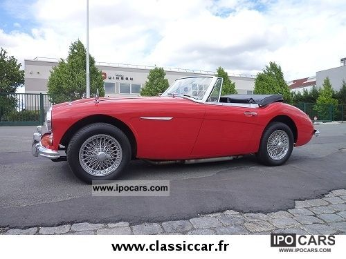 1965 Austin Healey  Autres Cabrio / roadster Classic Vehicle photo