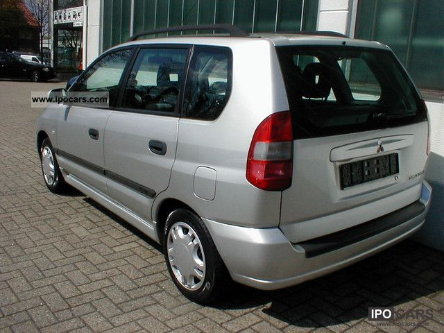 2001 Mitsubishi Space Star 1 6 Climate Car Photo