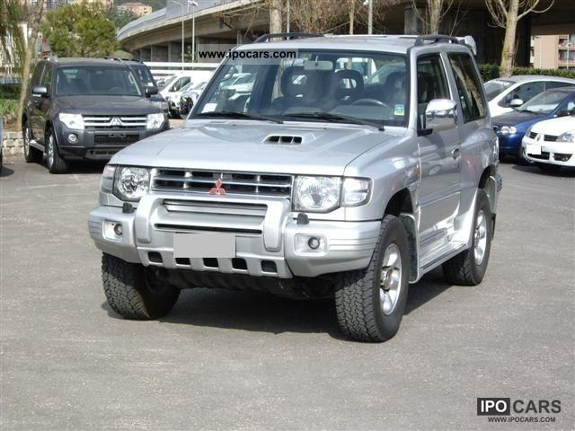 1999 Mitsubishi  Pajero 2.8 TDI GLS 3 porte -716 - Off-road Vehicle/Pickup Truck Used vehicle photo