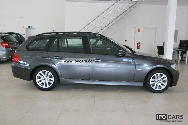 2008 bmw 320d touring aut navi xenon glass roof leather car photo and specs. Black Bedroom Furniture Sets. Home Design Ideas