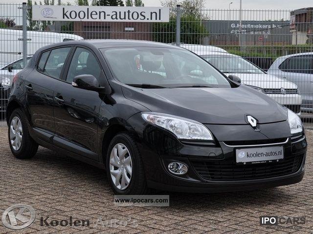 2012 Renault Megane Hatchback Dci 110 S Amp S Tomtom Edition