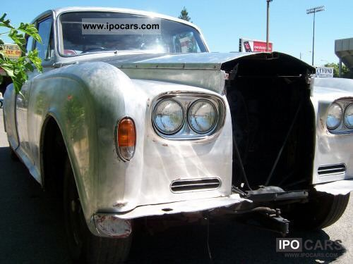 Rolls Royce  Phantom V 1964 Vintage, Classic and Old Cars photo