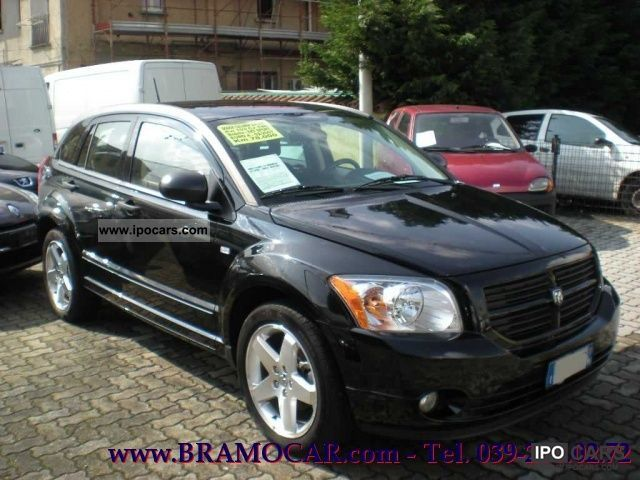 2007 Dodge  Caliber 2.0 SXT Sport Turbo Diesel - Euro 4 - NER Limousine Used vehicle photo