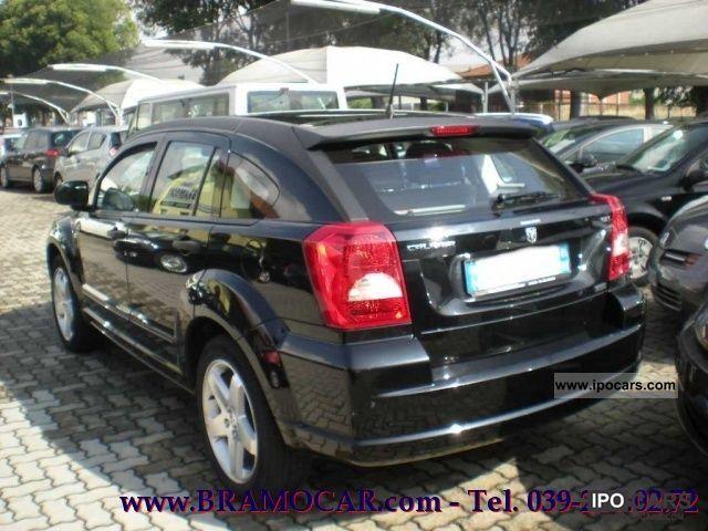 2007 Dodge Caliber 2.0 SXT Sport Turbo Diesel - Euro 4 - NER Limousine ...