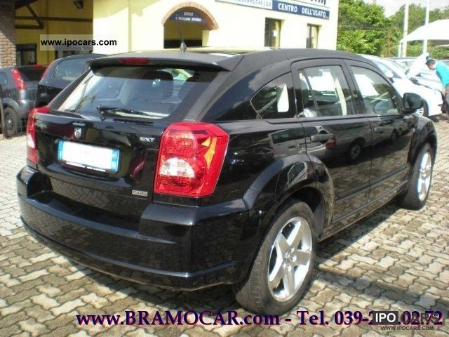 2007 dodge caliber 2 0 sxt sport turbo diesel euro 4 ner car photo and specs. Black Bedroom Furniture Sets. Home Design Ideas