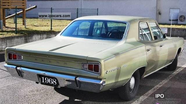 Dodge  Coronet 1968 Vintage, Classic and Old Cars photo