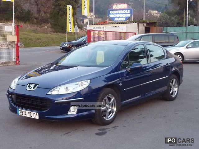 Peugeot 407 SW 1,6 HDI