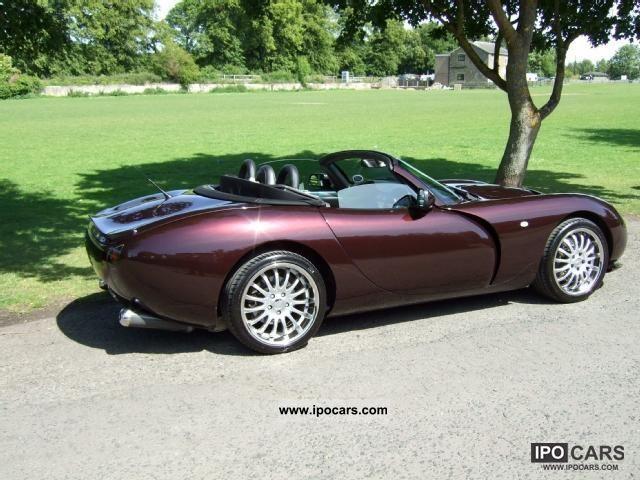 2006 Tvr Tuscan Speed Six 40s Mk3 1 Hand Rhd Car Photo And