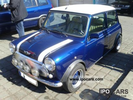1998 Rover  Mini Cooper MPI Small Car Used vehicle photo