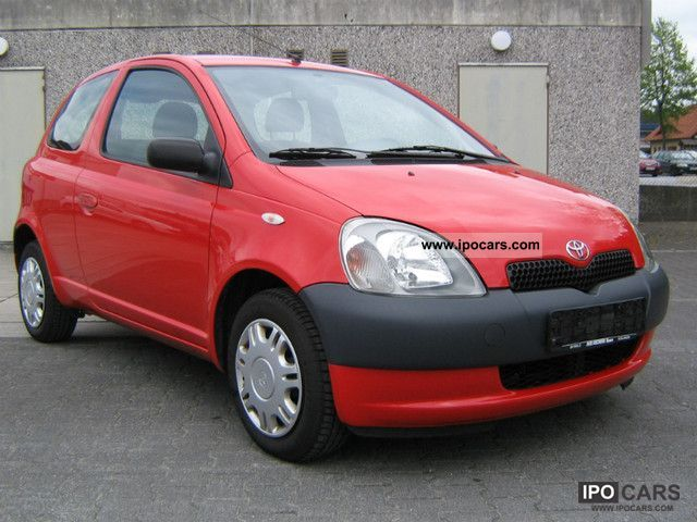 2002 toyota yaris 1 hand checkbook blind spots t v car photo and specs. Black Bedroom Furniture Sets. Home Design Ideas