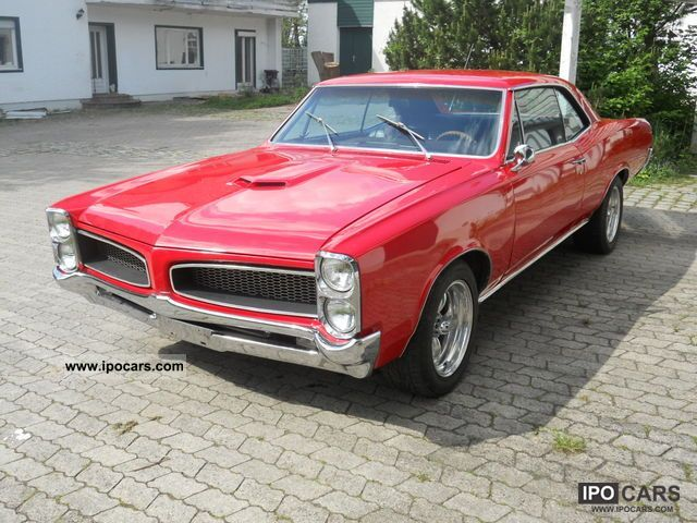 Pontiac  LE MANS with H-plates 1966 Vintage, Classic and Old Cars photo