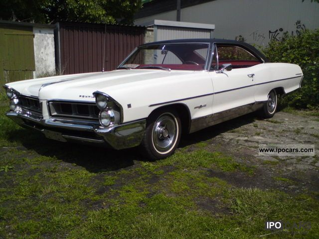 1965 Pontiac  Parisienne Sports car/Coupe Used vehicle photo